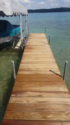 Dock After