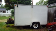 Enclosed Trailer - After