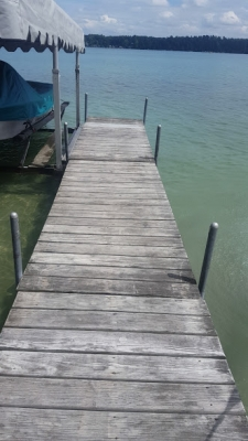 Dock Before