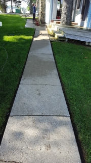 Sidewalk After