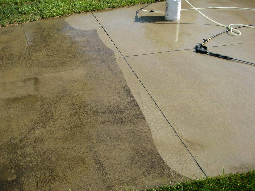 Power Washing Michigan