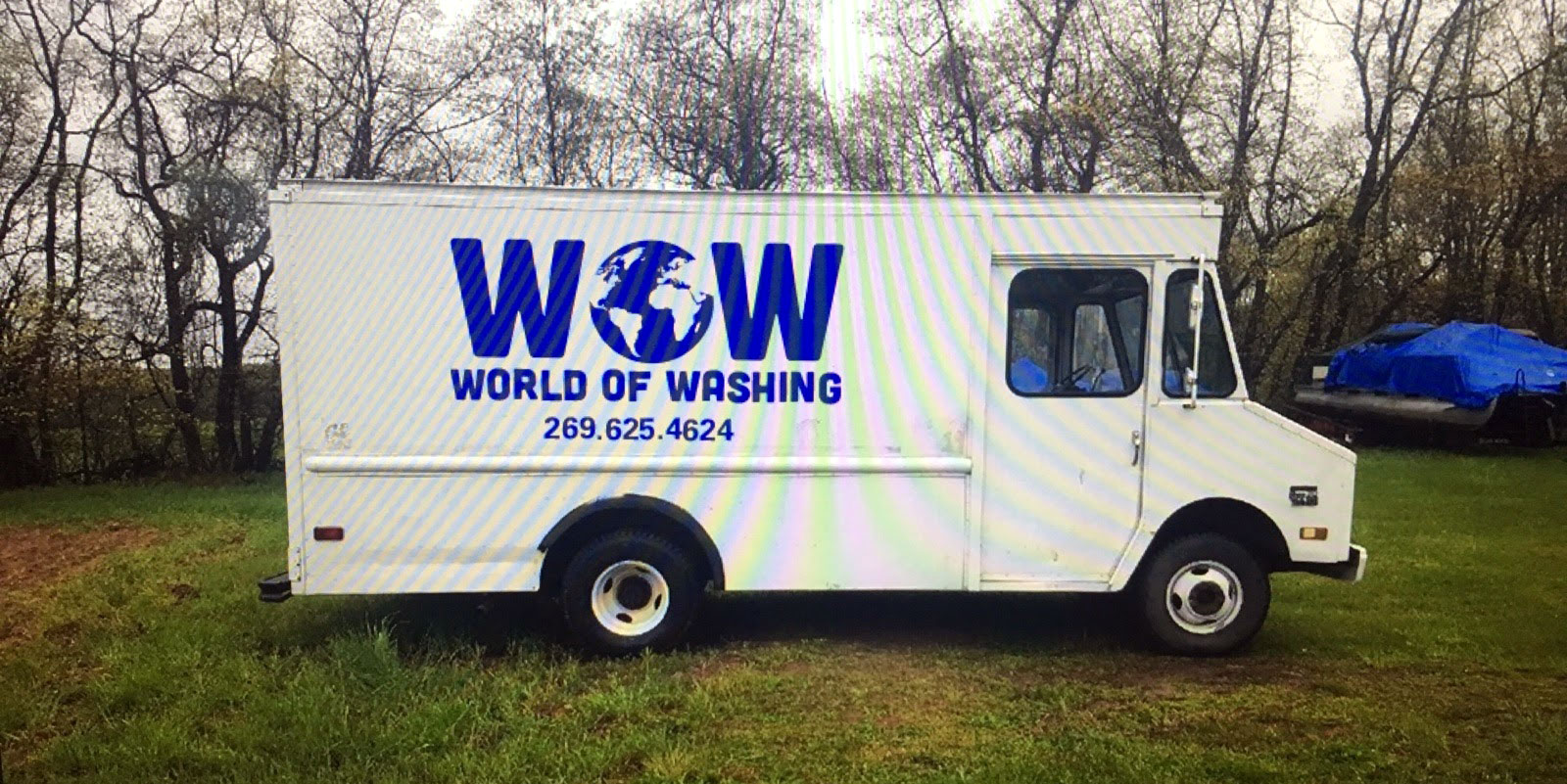 World of Washing